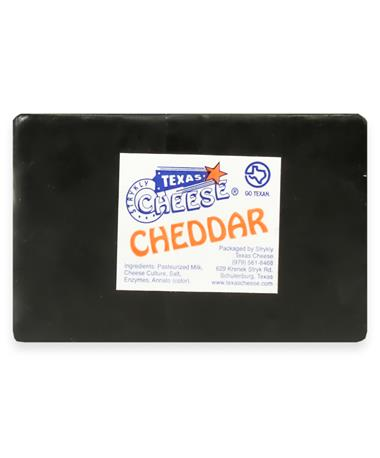 Strykly White Cheddar Cracker Cheese Bar