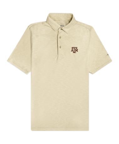 Texas A&M Tommy Bahama Palmetto Paradise Polo