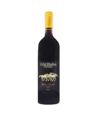 IN STORE PICKUP OR LOCAL DELIVERY ONLY: Wild Stallion 2016 Texas Tuscan Wine