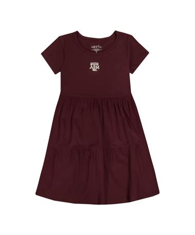 Texas A&M Fia Youth Dress