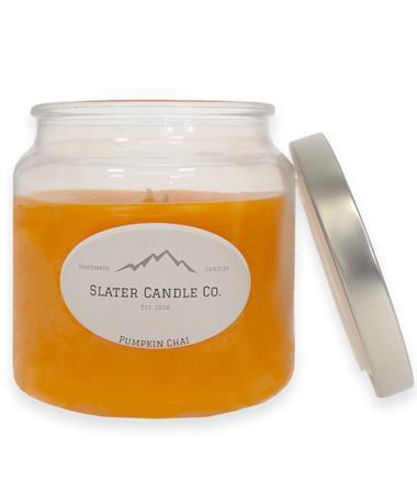 Slater Pumpkin Chai Candle