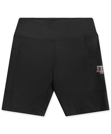 Texas A&M Ivy Citizens Women's Inseam Bike Shorts