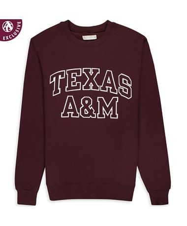 Texas A&M Adult Crewneck Sweatshirt