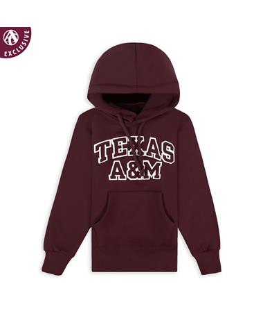 Texas A&M Toddler Hooded Sweatshirt