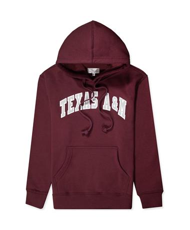 Texas A&M Youth Pullover Burgundy