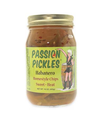 Habanero Passion Pickles-Front Multi
