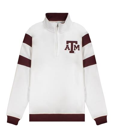 Texas A&M Champion Super Fan Quarter Zip