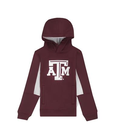 Texas A&M Youth Team Pride Pullover Hoodie