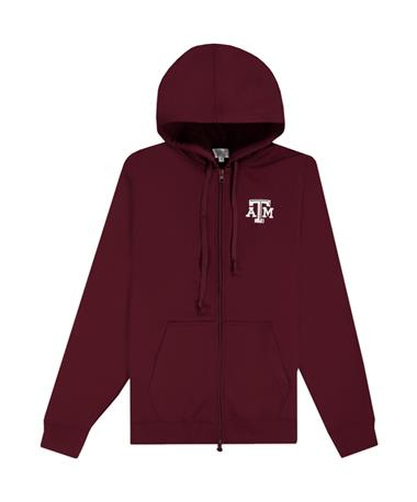 Texas A&M Full Zip Jacket