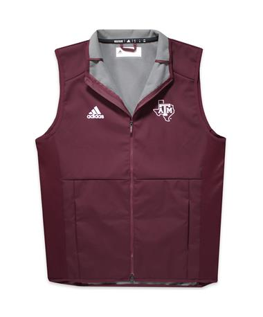 Texas A&M Adidas Game Mode Vest