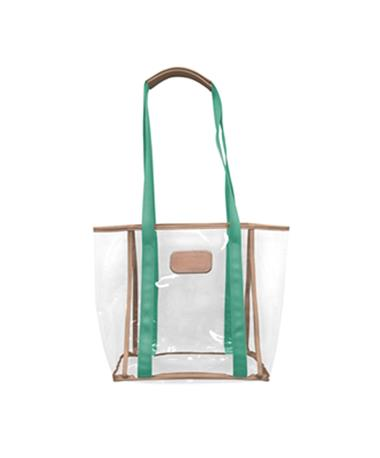 Jon Hart Mint The Tourney Clear Tote