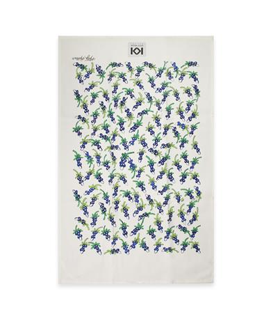 Kitty Keller Bluebonnet Tea Towel