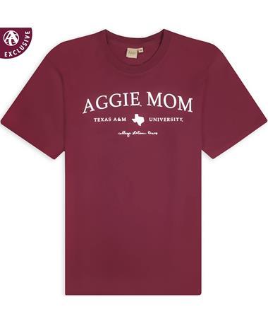 Texas A&M Aggie Mom Texas T-Shirt