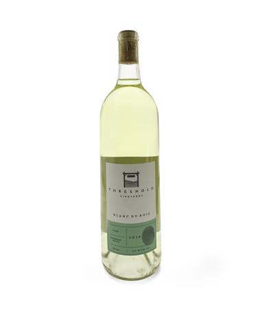 IN STORE PICKUP OR LOCAL DELIVERY ONLY: Threshold Vineyards Blanc Du Bois Wine