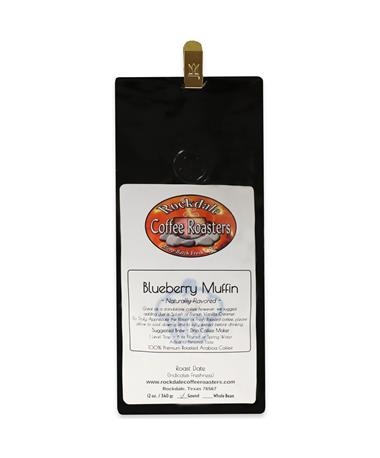 Rockdale Blueberry Muffin Coffee 12 oz
