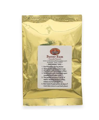 Rockdale Butter Rum Coffee 1.4oz Multi