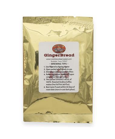 Rockdale Gingerbread Coffee 1.4 oz Multi