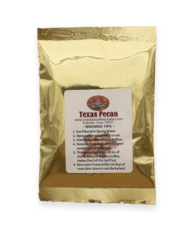 Rockdale Texas Pecan Coffee 1.4 oz