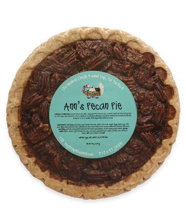 Royers Pie Haven Ann`s Pecan Pie - Front Multi