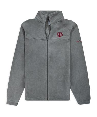 Texas A&M Columbia Flanker III Full Zip Jacket