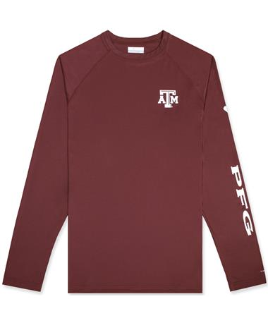 Texas A&M Columbia PFG Terminal Tackle Long Sleeve