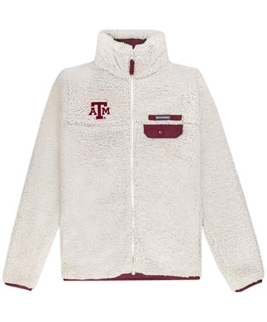 Texas A&M Columbia Women's Mountain Fleece Jacket