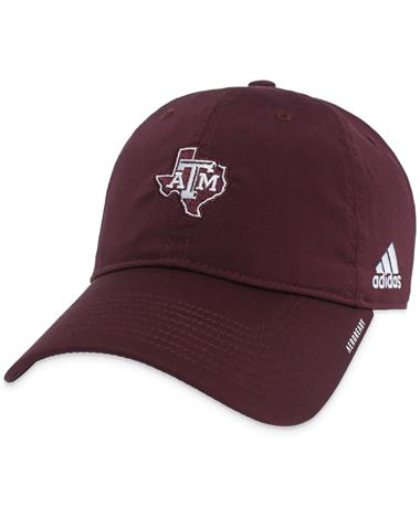 Texas A&M Adidas Lone Star Dad Hat
