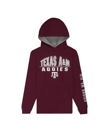 Texas A&M Colosseum Youth Karate Pullover Hoodie
