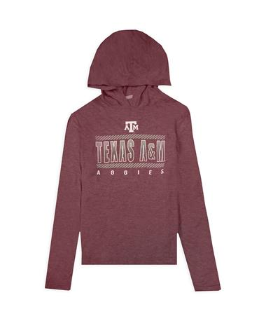 Texas A&M Colosseum Youth Treedome Hooded Long Sleeve