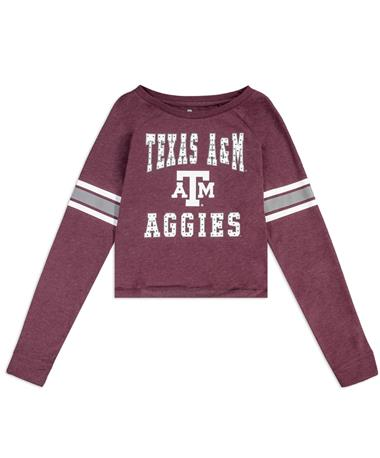 Texas A&M Whimsical Long Sleeve