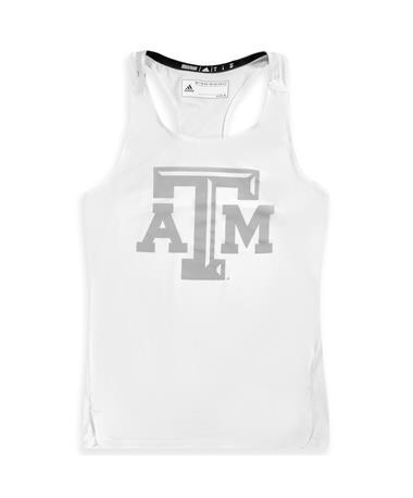 Texas A&M Adidas Women's Game Mode Training Tank
