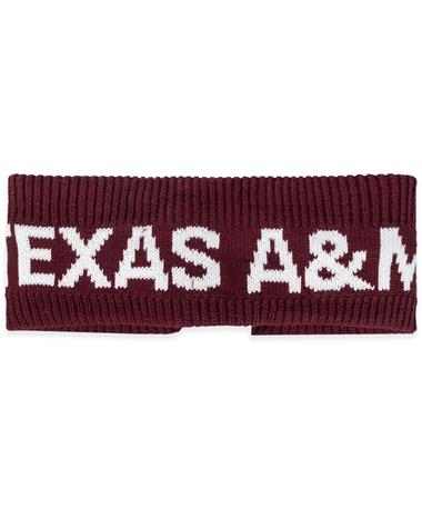 Texas A&M Adidas Knit Earband