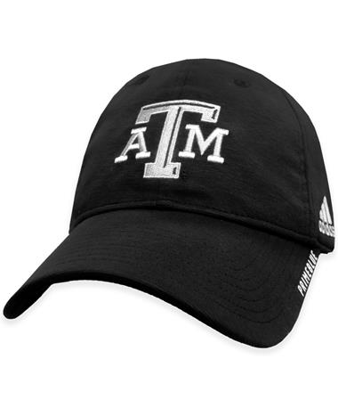 Texas A&M Adidas Primeblue Slouch Adjustable Hat
