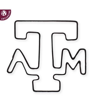 Texas A&M Block ATM Cookie Cutter