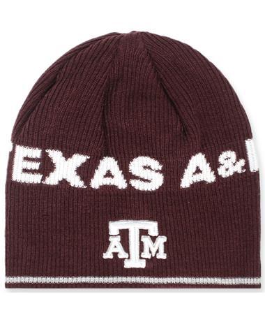 Texas A&M Adidas Maroon Knit Beanie Maroon