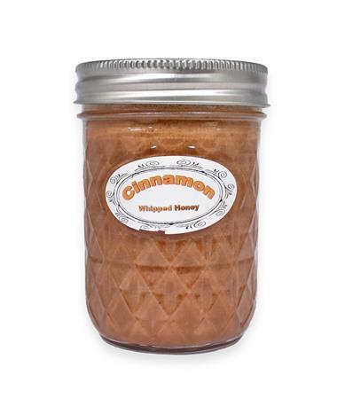 Cinnamon Whipped Honey 9 oz. Jar