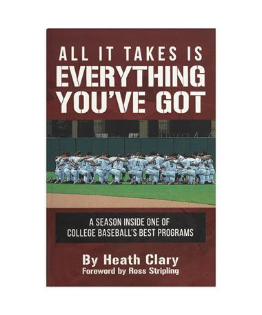 All It Takes Is Everything You Got Book