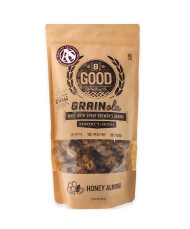 Granola Clusters Honey Almond 10 Oz