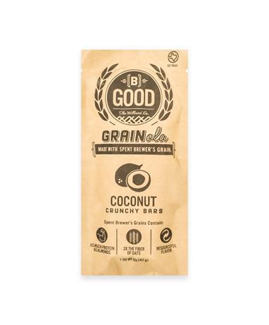 Coconut Granola Bar