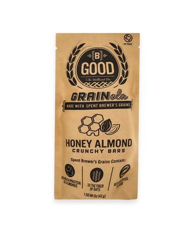 Honey Almond Granola Bar