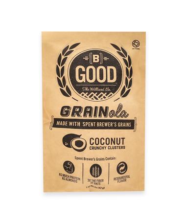 Granola Clusters Coconut 1.5 Oz