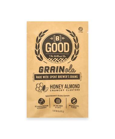 Granola Clusters Honey Almond 1.5 Oz