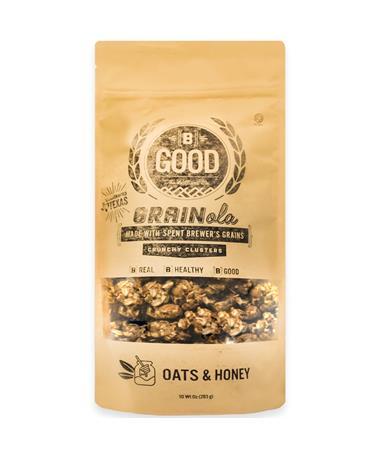 Granola Clusters Oats & Honey 10 Oz