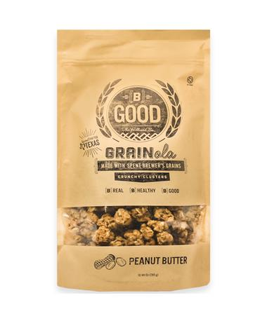 Granola Clusters Peanut Butter 10 Oz