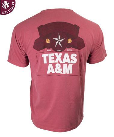 Texas A&M Aggies Brewed T-Shirt