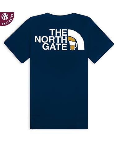 The North Gate Comfort Colors Pocket T-Shirt