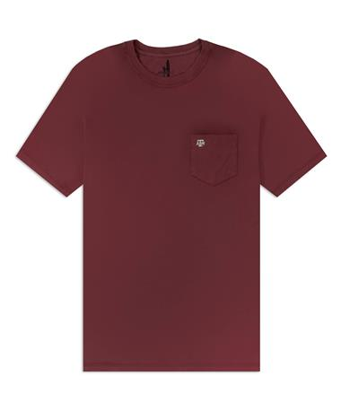Texas A&M Johnnie-O Tyler Crewneck Pocket T-Shirt