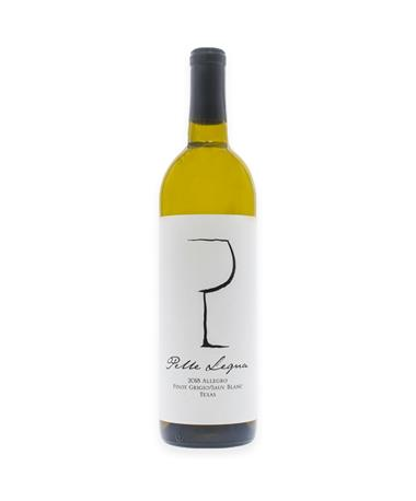 IN STORE PICKUP OR LOCAL DELIVERY ONLY: Pelle Legna 2018 Allegro White Blend Wine