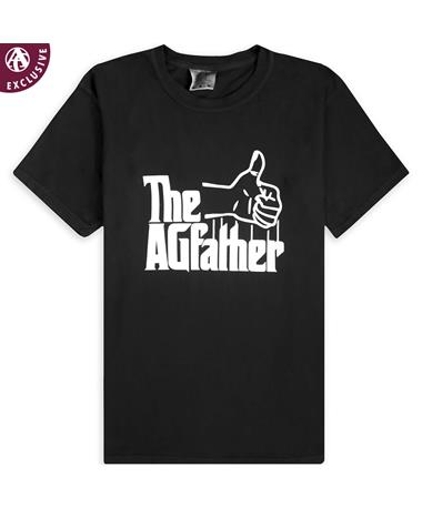 The AgFather Gigs T-Shirt C1717 BLACK