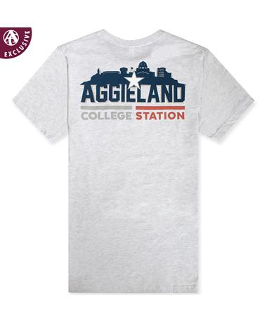 Texas A&M Star In Aggieland T-Shirt
